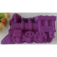 SI034 Silicone Engine Cake Mold