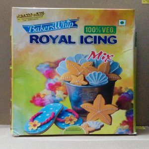 Eggless Royal Icing Powder