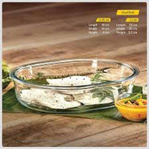 Treo Oval Baking Dish