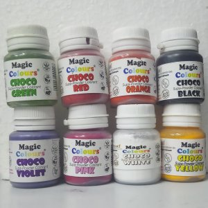 magic choco powder