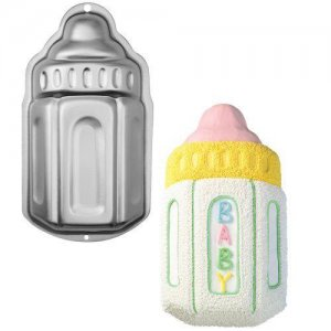 Baby Bottle shape cake pan