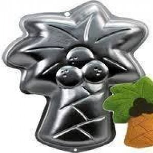 Coconut Tree Palm Tree cake pan