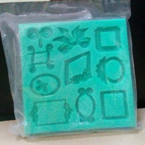 Picture Frame Silicon Mold